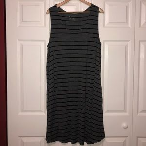 Latched Mama tank dress